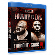 "GCW Blu-Ray/DVD December 16, 2017 ""Ready to Die"" - Howell, NJ"