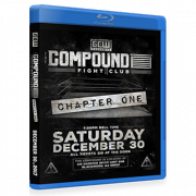 "GCW Blu-ray/DVD December 30, 2017 ""The Compound Fight Club: Chapter 1"" - Blackwood, NJ"