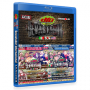 "GCW/DTU Blu-ray/DVD March 17 & 18, 2018 ""Devastador Tour 2018: Day 3 & 4"" - Tulancingo, Hidalgo & Cuautla, Morelos, Mexico"
