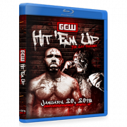 "GCW Blu-ray/DVD January 20, 2018 ""Hit Em Up"" - Howell, NJ"