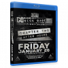 "GCW Blu-ray/DVD January 26, 2018 ""The Compound Fight Club: Chapter 2 After Hours"" - Blackwood, NJ"