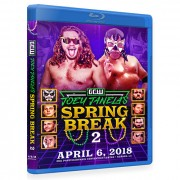 "GCW Blu-ray/DVD April 6, 2018 ""Joey Janela's Spring Break 2"" - Kenner, LA"