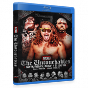 "GCW Blu-ray/DVD May 12, 2018 ""The Untouchables"" - Villa Park, IL"
