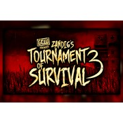 "GCW June 2, 2018 ""Zandig's Tournament Of Survival 3"" - Sayreville, NJ (Download)"