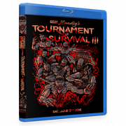 "GCW Blu-ray/DVD June 2, 2018 ""Zandig's Tournament Of Survival 3"" - Sayreville, NJ"