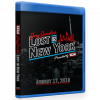 """GCW Blu-ray/DVD August 17, 2018 """"Joey Janela's Lost In New York"""" - Queens, NY"""