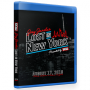 "GCW Blu-ray/DVD August 17, 2018 ""Joey Janela's Lost In New York"" - Queens, NY"