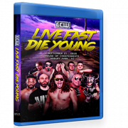 "GCW Blu-ray/DVD September 21, 2018 ""Live Fast Die Young"" - Asbury Park, NJ"