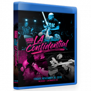 "GCW Blu-ray/DVD November 16, 2018 ""Joey Janela's LA Confidential"" - Los Angeles, CA"