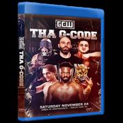 "GCW Blu-ray/DVD November 24, 2018 ""Tha G Code"" - Asbury Park, NJ"