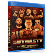 "GCW Blu-ray/DVD December 29, 2018 ""The Dynasty"" - Asbury Park, NJ"