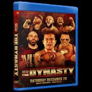 "GCW Blu-ray/DVD December 29, 2018 ""The Dynasty"" - Asbury Park, NJ"