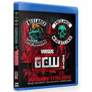"Freelance Underground Blu-ray/DVD January 11, 2019 ""Freelance Underground / Freelance Wrestling vs. GCW"" - Summit, IL"
