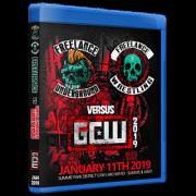 "Freelance Underground Blu-ray/DVD January 11, 2019 ""Freelance Underground / Freelance Wrestling vs. GCW"" - Summit, IL"