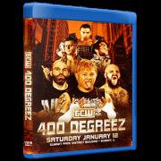 "GCW Blu-ray/DVD January 12, 2019 ""400 Degreez"" - Summit, IL"