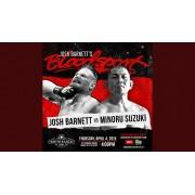 "GCW April 4, 2019 ""Josh Barnett's Bloodsport"" - Jersey City, NJ (Download)"