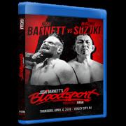 "GCW Blu-ray/DVD April 4, 2019 ""Josh Barnett's Bloodsport"" - Jersey City, NJ"