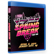 "GCW Blu-ray/DVD April 5, 2019 ""Joey Janela's Spring Break 3, Part 1"" - Jersey City, NJ"