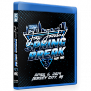 "GCW Blu-ray/DVD April 6, 2019 ""Joey Janela's Spring Break 3, Part 2"" - Jersey City, NJ"