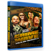 "GCW Blu-ray/DVD April 25, 2019 ""Crime Wave"" - Philadelphia, PA"