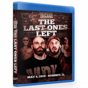 "GCW Blu-ray/DVD May 4, 2019 ""The Last Ones Left"" - Summit, IL"