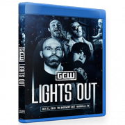 "GCW Blu-ray/DVD July 21, 2019 ""Lights Out"" - Nashville, TN"