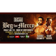 "GCW July 26, 2019 ""Beg For Mercy"" - Asbury Park, NJ (Download)"