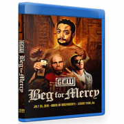 "GCW Blu-ray/DVD July 26, 2019 ""Beg For Mercy"" - Asbury Park, NJ"