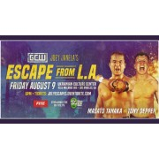 "GCW August 9, 2019 ""Joey Janela's Escape From LA"" - Los Angeles, CA (Download)"