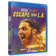 "GCW Blu-ray/DVD August 9, 2019 ""Joey Janela's Escape From LA"" - Los Angeles, CA"