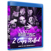 "GCW Black Label Pro Blu-ray/DVD August 30, 2019 ""2 Cups Stuffed"" - Hoffman Estates, IL"