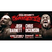 "GCW Sepetmber 14, 2019 ""Josh Barnett's Bloodsport 2"" - Atlantic City, NJ (Download)"