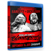"GCW Blu-ray/DVD September 14, 2019 ""Josh Barnett's Bloodsport 2"" - Atlantic City, NJ"