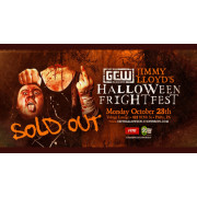 "GCW October 28, 2019 ""Jimmy Lloyd's Halloween Frightfest"" - Philadelphia, PA (Download)"
