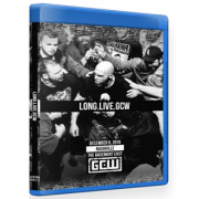 "GCW Blu-ray/DVD December 8, 2019 ""Long. Live. GCW."" - Nashville, TN"