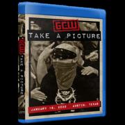 """GCW Blu-ray/DVD January 18, 2020 """"Take A Picture"""" - Austin, TX"""