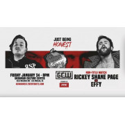 """GCW January 24, 2020 """"Just Being Honest"""" - Los Angeles, CA (Download)"""