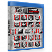 "GCW Blu-ray/DVD February 4, 2020 ""Ready To Die"" - Tokyo, Japan"