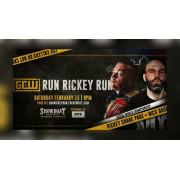 """GCW February 15, 2020 """"Run Rickey Run"""" - Atlantic City, NJ (Download)"""