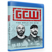 "GCW Blu-ray/DVD June 20, 2020 ""The WRLD On GCW - Part 2"" - Indianapolis, IN"