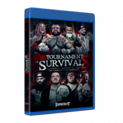 "GCW Blu-ray/DVD August 22, 2020 ""Tournament Of Survival 5"" - Atlantic City, NJ"