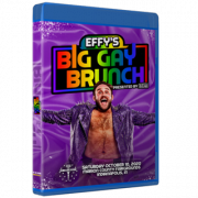 "GCW Blu-ray/DVD October 10, 2020 ""Effy's Big Gay Brunch"" - Indianapolis, IN"