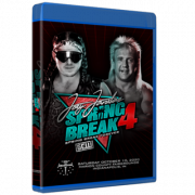 "GCW Blu-ray/DVD October 10, 2020 ""Joey Janela's Spring Break 4"" - Indianapolis, IN"