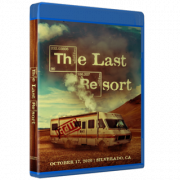 "GCW Blu-ray/DVD October 17, 2020 ""The Last Resort"" - Silverado, CA"