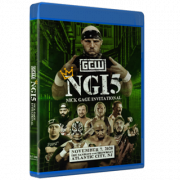 "GCW Blu-ray/DVD GCW November 7, 2020 ""Nick Gage Invitational 5"" - Atlantic City, NJ"