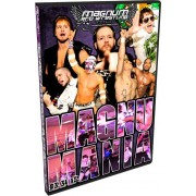 "Magnum Pro DVD March 31, 2012 ""MagnumMania""- Council Bluffs, IA"