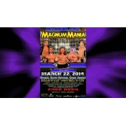"Magnum Pro March 22, 2014 ""Magnum Mania"" - Council Bluffs, IA (Download)"