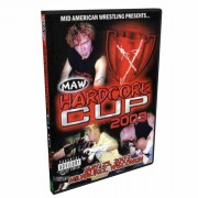 "MAW DVD May 25, 2003 ""2003 Hardcore Cup"" - Milwaukee, WI"