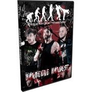 """Evolution Pro Wrestling DVD November 1, 2013 """"Hardcore Harvest"""" - New Albany, IN"""