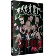 "Evolution Pro Wrestling DVD May 31, 2014 ""Bash At The Frog"" - New Albany, IN"